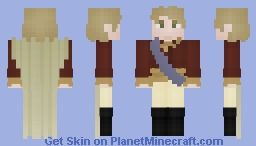 Newest Lord Halstaig [LOTC] Minecraft Skin