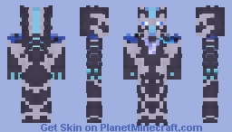 Fortnite | Spire Immortal Minecraft Skin