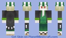 Vampza Minecraft Skin