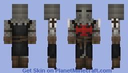Zealous Knight Minecraft Skin