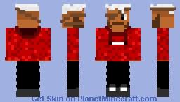 Randy Bullet Minecraft Skin