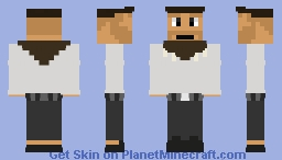 Ramee El-Rahman Minecraft Skin