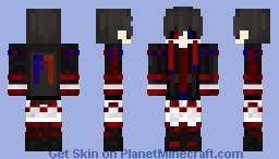 Fallen Hero Minecraft Skin