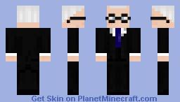 James Newton Howard Minecraft Skin