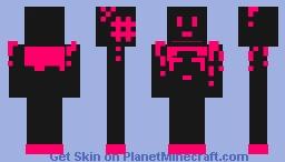 Corrupted KARLSON Minecraft Skin