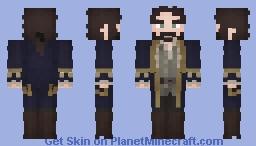 Former Commodore Minecraft Skin