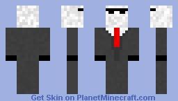 Agent suugar Minecraft Skin