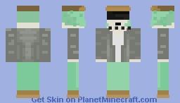 Garcello [FNF] Minecraft Skin