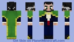 Ra's al Ghul Minecraft Skin