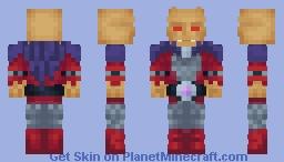 Etrigan the Demon | DC | Jason Blood Minecraft Skin