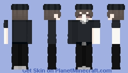 IDK IDK IDK IDK IDK Minecraft Skin
