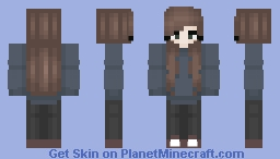 A new skin I have made for myself Minecraft Skin