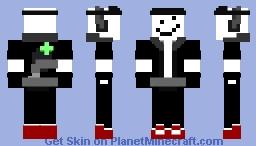 i use pmc as a skin creator lol Minecraft Skin