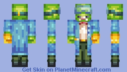 Professor Pruts, the urrrr...what is that? Minecraft Skin
