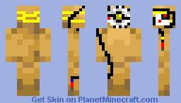 PotatOS!!! Minecraft Skin