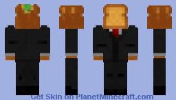 Bday Bread Minecraft Skin