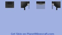 Riot Helmet Template Minecraft Skin