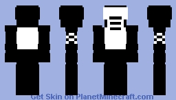 tankman Minecraft Skin