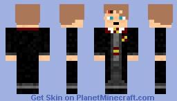 Peter Pettigrew Minecraft Skin