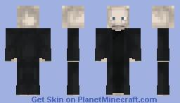 Lord Voldemort Minecraft Skin