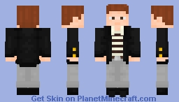 Rick Astley - Never Gonna Give You Up Minecraft Skin