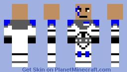 Clone Soldier - Mark Minecraft Skin