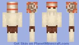 Nautiling / Remade / normal Minecraft Skin