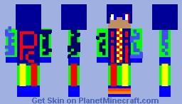 перец чили Minecraft Skin