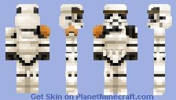 imperial sand trooper Minecraft Skin
