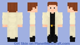 Rick Astley 2 - Never Gonna Give You Up Minecraft Skin