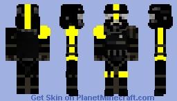 imperial nova trooper Minecraft Skin