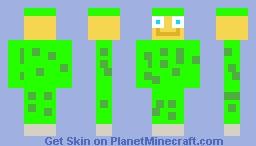 Military soldier Minecraft Skin