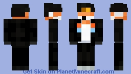 For Fundy a 4x skin Minecraft Skin