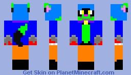 Bemdyk9 Minecraft Skin