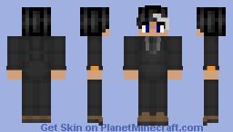 Joshua Ortega Minecraft Skin