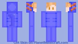 Spion in a Onesie Minecraft Skin