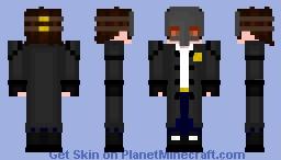 RMPD Plague Doctor Minecraft Skin