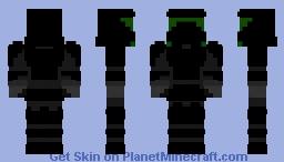 Imperial Crosshair Minecraft Skin