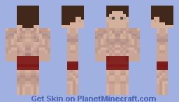 boy? Minecraft Skin