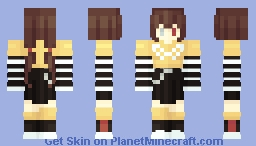 Thinking About Bees Minecraft Skin