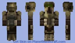41 kashyyyk clone trooper Minecraft Skin