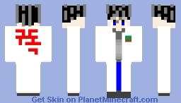 이창환tv Minecraft Skin