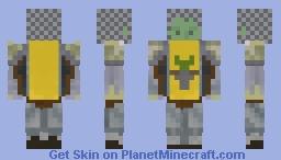 King Elebar, Leader of the Goblins Minecraft Skin
