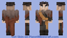 ↠ For Honor Minecraft Skin