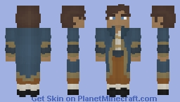 [LOTC] [Free To Use] anna likes it Minecraft Skin