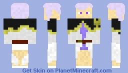 Noelle SIlva Minecraft Skin