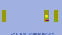 maybe infinity gauntlet?? Minecraft Skin
