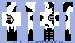 Plastic Polarnator Minecraft Skin