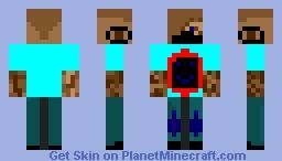 MONKY FUN Minecraft Skin