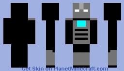 Iron Man Mark 18 Minecraft Skin